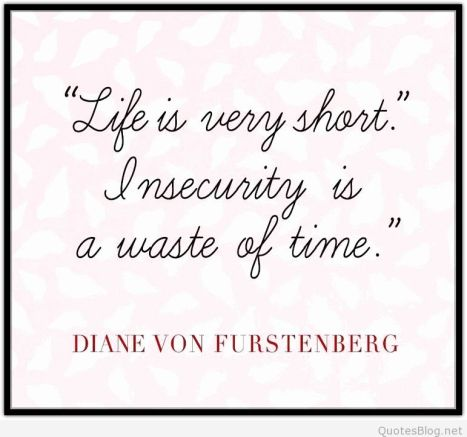 Insecurity-is-a-waste-of-time